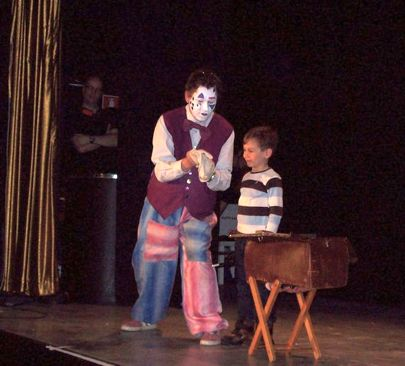 Clownen KENN